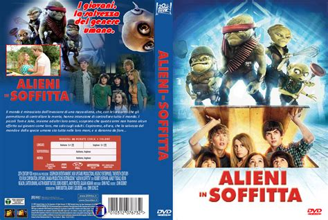 alieni in soffitta copertina dvd alieni in soffitta cover dvd alieni in