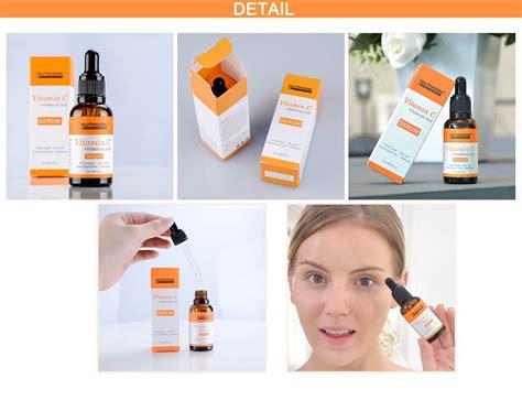 Vitamin C Serum Active Ingredients neutriherbs vitamin c serum with hyaluronic acid wholesale