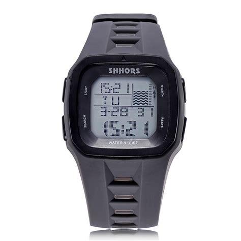 Jam Tangan Pria Sport Digital Outdoor Keren Gaul Murah Kerja O shhors jam tangan digital pria 2215 gray jakartanotebook