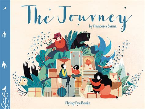 flying eye books the journey