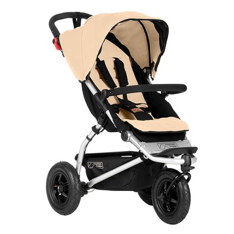 Stroller Buggy mountain buggy compact inline stroller sand