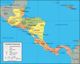 Honduras Map Central America by At The Twilight S Last Gleaming The Truth About Honduras