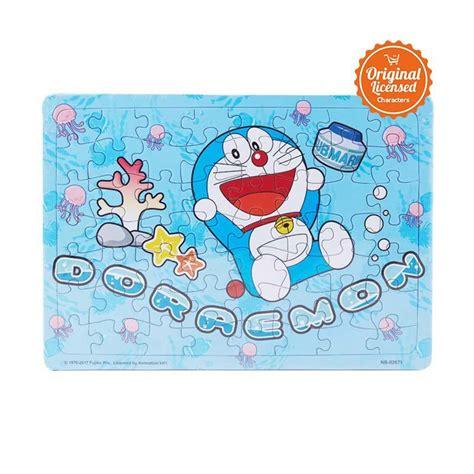 Promo Maian Anak Puzzle Memoriza jual doraemon 02 mainan puzzle anak harga