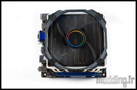 test c1 test ventirad cryorig c1 modding fr