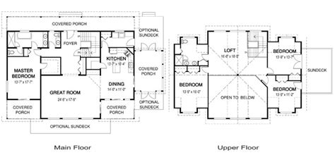 pier and beam floor plans home ideas