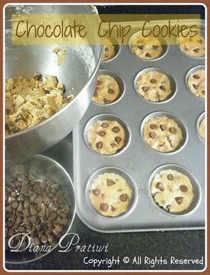 Loyang Wilton Korea Karakter Anak Anak welcome to teawe s chocolate chip cookies