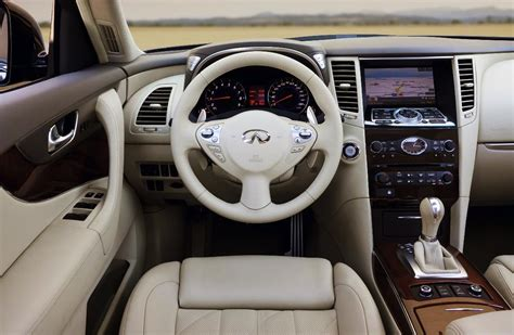infiniti fx50 interior infiniti fx37 s interior