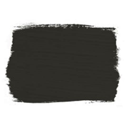 black paint swatch graphite