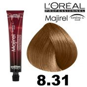 loreal majirel hair color 7 31 gold ash ionene g permanent dye new l oreal majirel buy from fishpond au