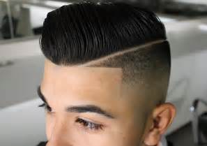 hair cut with tapered side fade haircut 12 high fade haircuts for smart men