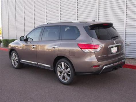 photo image gallery touchup paint nissan pathfinder in mocha cal
