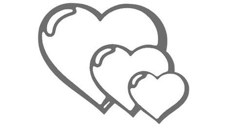 imagenes bonitas para colorear de corazones corazones tiernos de amor para colorear e imprimir