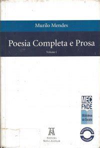 poesia completa i contempora 8497931629 baixar livros gratis poesia completa e prosa volume i