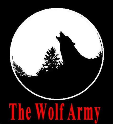 the wolf army