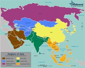 Where Is Asia On The Map by Map Of Asia Asia Maps Mapsof Net