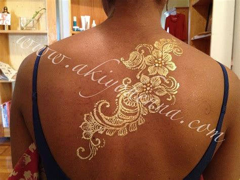 henna tattoo bestellen 1000 ideas about gold henna on henna henna