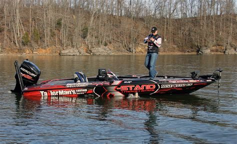 Bassmaster Boat Giveaway - roy partners with x stand treestands bassmaster
