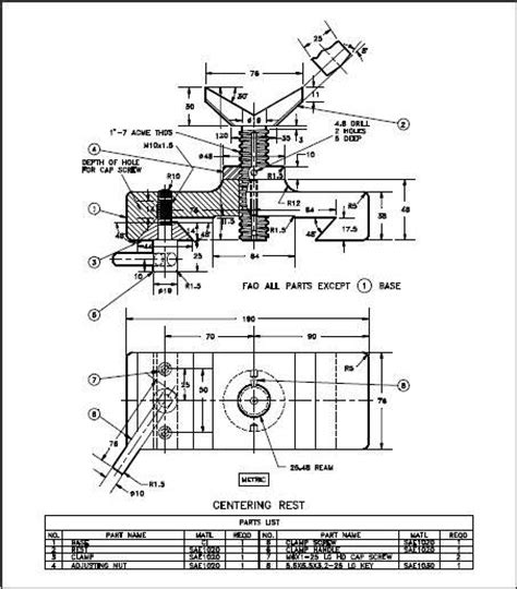 Structural Drawing Standards Symbols And Shop Drawings