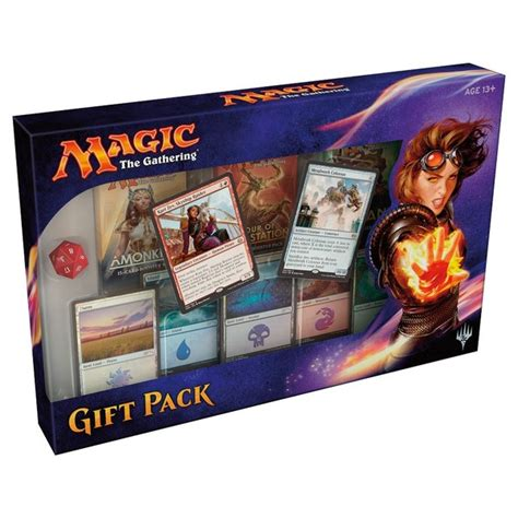Magic The Gathering Gift Card - magic the gathering gift pack trading card game boards dice online raru