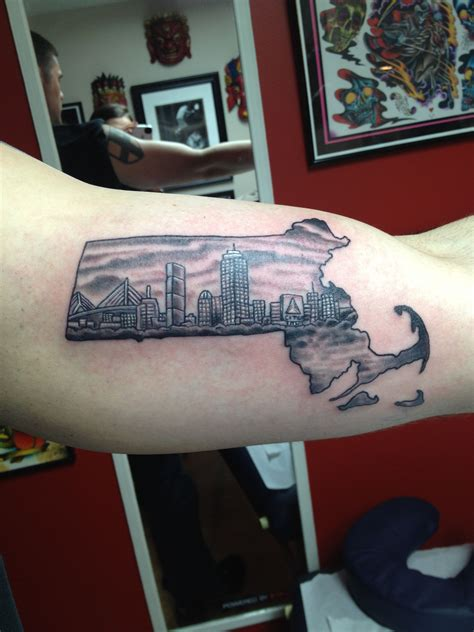 massachusetts tatt ideas