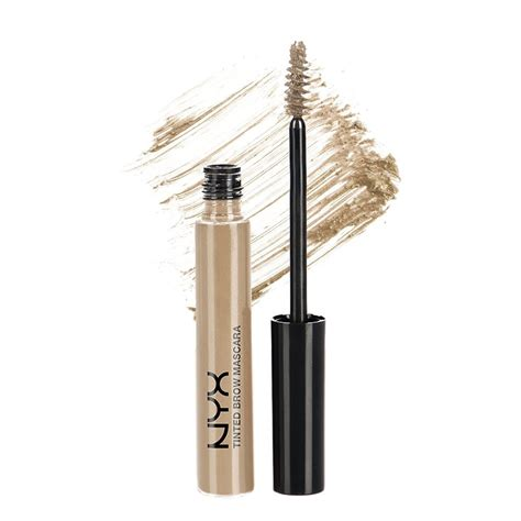 Nyx 3d Tint Cosmetics nyx cosmetics tinted brow mascara eyebrow color definition 0 22 oz ebay