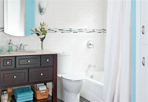 Creative Ideas For Small Bathrooms by Boost Storage In A Small Bathroom