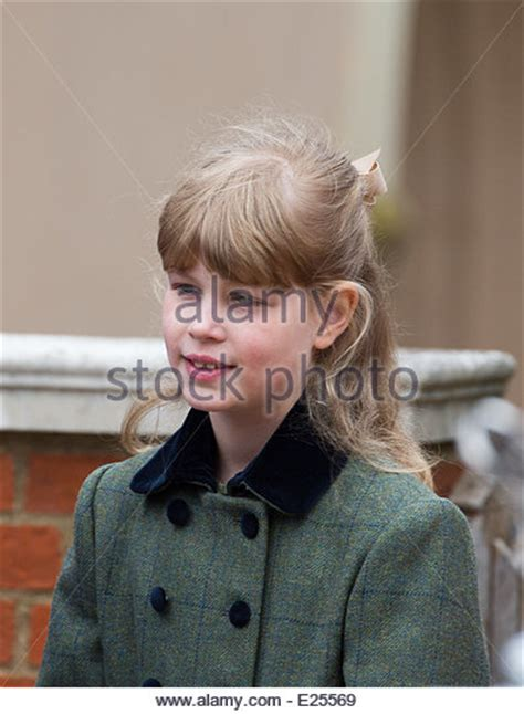 members of the british royal family lady louise windsor stock photos lady louise windsor