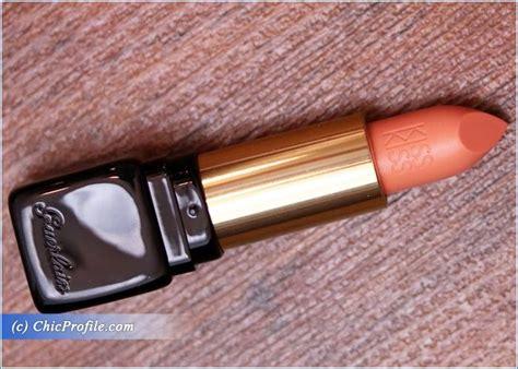 Lipstik Guerlain guerlain kisskiss satin finish lipstick swatches