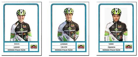 cicli destro pavia merida italia team presenta la squadra 2015 pianeta