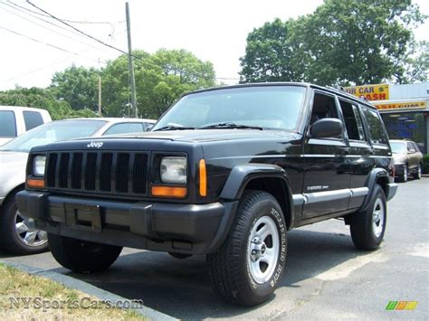 jeep cherokee black 2000 jeep cherokee black 200 interior and exterior images