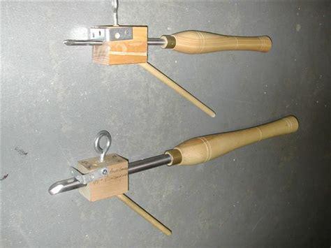 poor woodturners sharpening jig wood turning wood