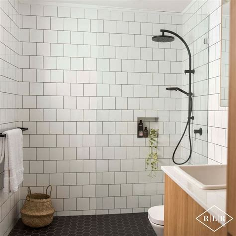 Laminex Bathroom Walls 1000 Ideas About Mixer Shower On Walk In
