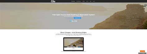 Room Reservation Software Open Source by Best Free And Open Source Hotel Management Software 2017