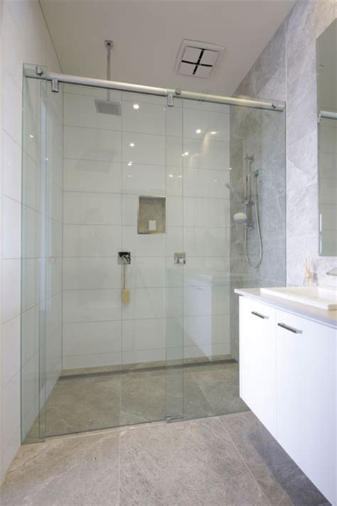 Frameless Shower Frameless Shower Screens A Necessity To Your Bathroom