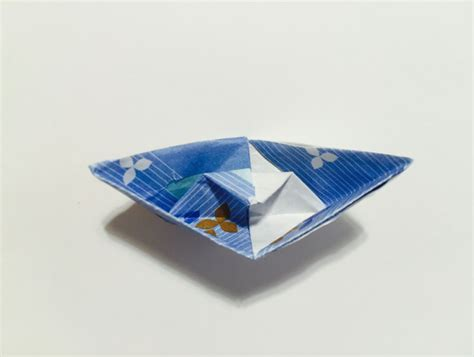 Chopstick Holder Origami - origami chopstick holder boat in 13 easy steps