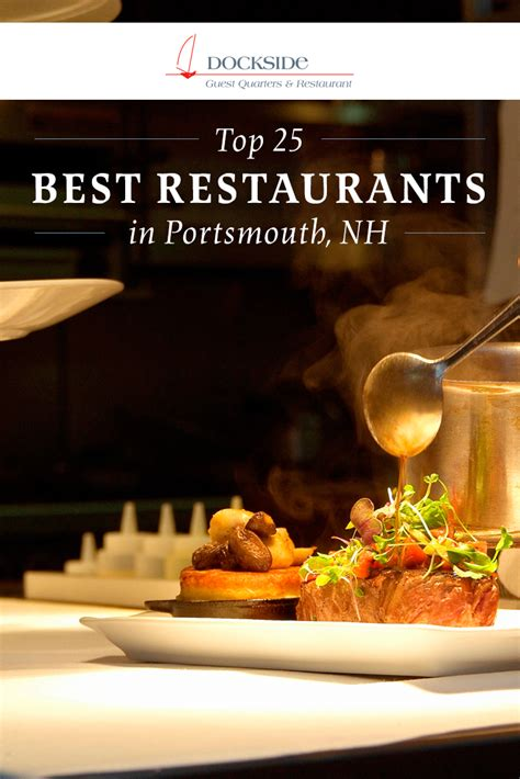 Pdf Best Restaurants In Nh by Top 25 Best Restaurants In Portsmouth Nh Dockside Guest