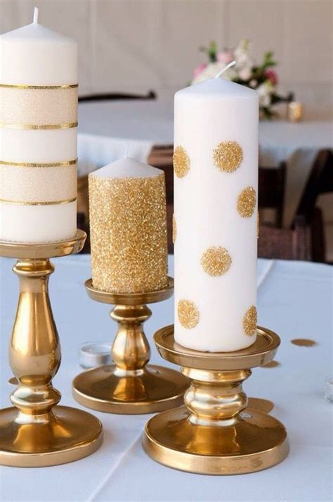 gold candle centerpieces 25 best ideas about gold candles on gold