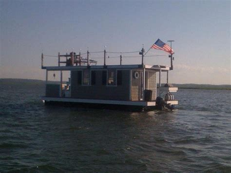 tiny house boat custom tiny houseboat tiny houses thanks four lights