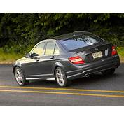 Mercedes C Klasse C350 Sports Package USA W204 2008