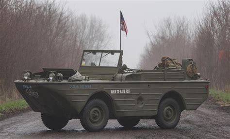 gpa hibious vehicle for sale ford gpa amphibious military vehicle revivaler