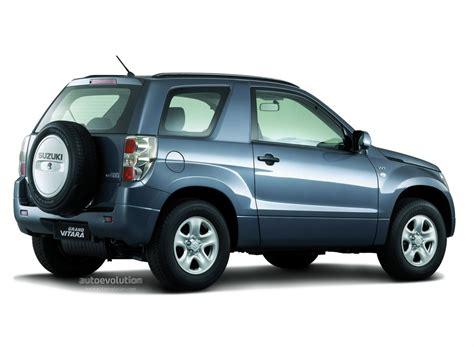 3 Door Suzuki Suzuki Escudo Vitara 3 Doors 2005 2006 2007 2008