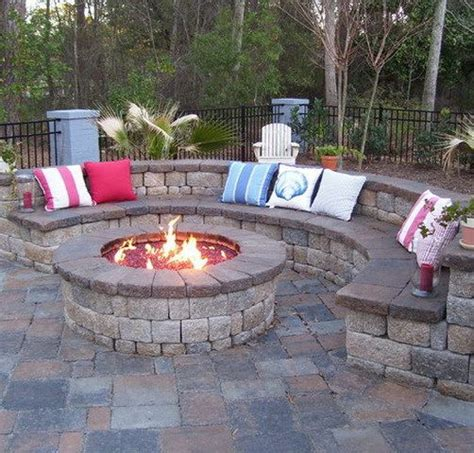 curved fire pit bench with back best 25 curved outdoor benches ideas on pinterest