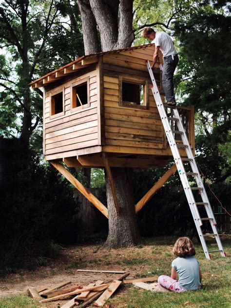 ideas for building a house 9 diy tree houses with free plans to excite your kids