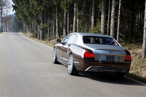 bentley flying spur rear bentley tuning mansory tuned 662kw bentley flying spur