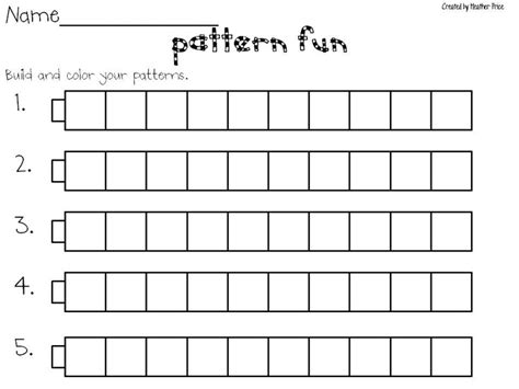 patterns coloring pages for preschoolers 38 best aba patterns images on pinterest preschool math