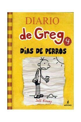 libro dias de perro diario diario de greg 4 d 237 as de perros jeff kinney libros que voy leyendo jeff kinney