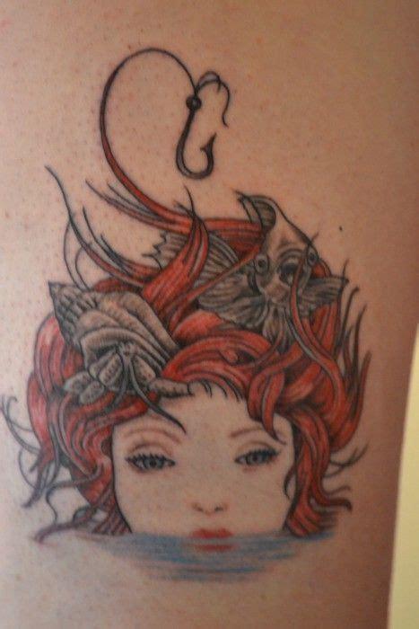 small mermaid tattoo 103 best tattoos n images on tatoos