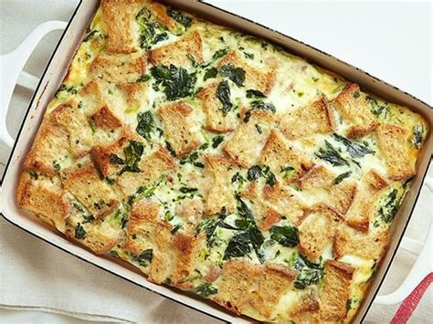 cooking light breakfast casserole assemble this healthy breakfast casserole at night and