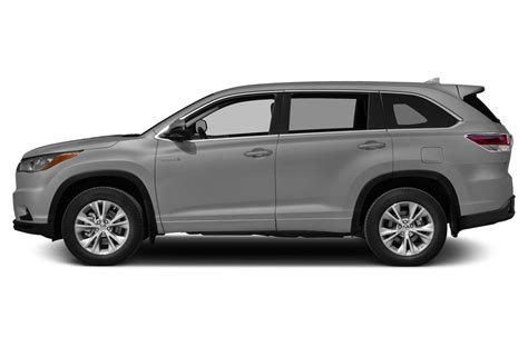 2015 Toyota Highlander Specs 2015 Toyota Highlander Hybrid Price Photos Reviews