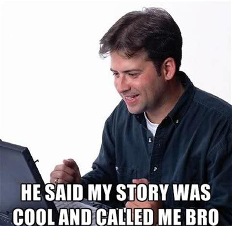 Cool Guy Meme - cool story bro meme